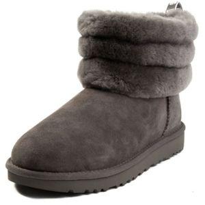 Ugg Classic Mini Fluff Boots 11